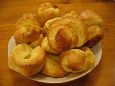 Top 10 British Culinary Delights: Yorkshire pudding