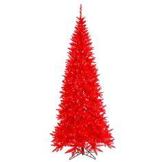24 in. Silver Tip Pine Pre-Lit Christmas Tree - TR2284 | Pre lit ...