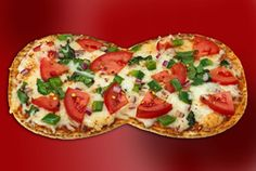 Pizzas | Flatout Bread - Better Than Sliced Bread