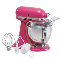 5-Quart Cranberry Stand Mixer: Laborsaving Kitchen Help from Sears