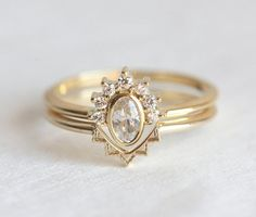 5 nesting wedding rings | Kayla's Five Things