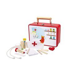 Wendekreis Spielkoffer Arzt