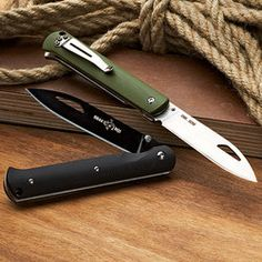French Country Knife With Upgrades