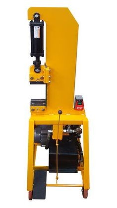 Hydraulic forging presses made in the USA for blacksmiths, bladesmiths, farriers and craftsmen.