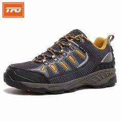 TFO hiking shoes men outdoor shoes sports climbing mountain hunting fishing hiking trekking shoes man mens breathable anti-slip free shipping worldwide