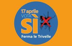 """Anche in Puglia nasce il Comitato regionale """"Vota SÌ per fermare le trivelle"""" http://www.corriereofanto.it/index.php/ambiente/2474-referendum-contro-trivelle"""