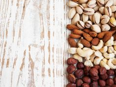 Never go overboard on nuts again. We made it easy to find the portion size for your favorites, from almonds to walnuts.