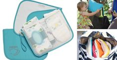 Baffled by your baby's belongings, address the diaper bag chaos, see our solutions!! Mother Load Logic