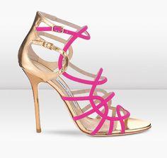 Jimmy Choo sandal #JimmyChoo #fashion
