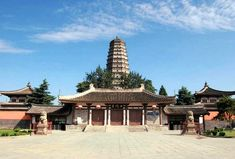 Famen-Temple, China