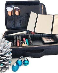 15 Best Top 15 Best Makeup Train Cases images d29e6c19bf2df