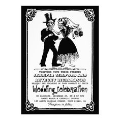 mexican party invitations Day of the Dead Bridal Shower