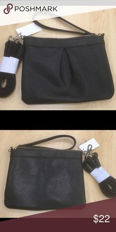 CLEARANCE SALE Cross-body Wristlet ‼️‼️ Super cute Aeropostale cross body wristlet. Can be carried 2 ways. Really great as a wallet or a little just enough purse. Adding more styles. Check out my closet. Zipper pouch, easy clip on strap, faux leather. Aeropostale Skirts Maxi