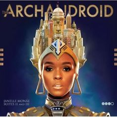 2010 album from the American Pop and Soul singer/songwriter. The star-studded featured cast includes the legendary Big Boi of OutKast, renowned poet Saul Williams, Psychedelic Dance-Punk troupe of Montreal, Punk prophets Deep Cotton, and the Wondaland Arch Orchestra. The album was recorded at Wondaland Studios in Atlanta, but written all over the world, including but not limited to Moscow, Prague, Istanbul, Berlin, Amsterdam, New York, and the Palace of the Dogs. The ArchAndroid was inspired… 100 Songs, Best Songs, Janelle Monae Tightrope, Hip Hop, Concept Album, Concept Board, Fritz Lang, Big Boi, Pochette Album