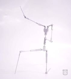 Stop motion Armature by Fernando Nisio