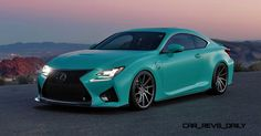 2015 Lexus RCF on VOSSEN VPS311 Forged Alloys – Customized by InstaBuilt VIP…