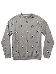 Lace Sweatshirt, Sweater Shirt, Crew Neck Sweatshirt, Disney Vans, Disney Mickey, Mickey Mouse, Coupons By Mail, Disney Sweatshirts, Boys Hoodies