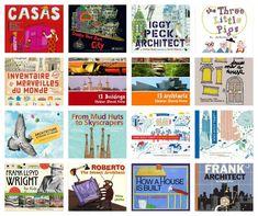 libros arquitectura ninos