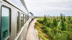 UPDATED: May 17, 2015 Travelling in Canada by train is a dream trips for many…