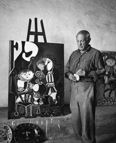 Picasso - Michel Mako