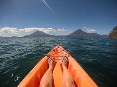 Lago Atitlan has Something for Everyone – melissathewanderer Honeymoon Trip, Big Lake, For Everyone, Surfboard, Outdoor Gear, Tent, Water, Gripe Water, Tentsile Tent