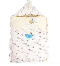 Hot sale cartoon baby stroller sleeping bags winter thicken newborn baby bedding set PT171