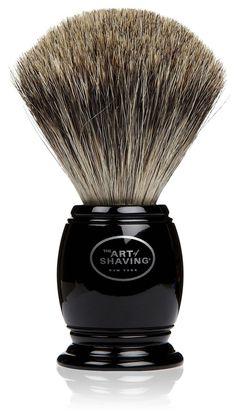 The Art of Shaving badger brush