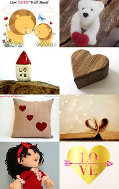 Valentines gift by Marianna on Etsy--Pinned with TreasuryPin.com
