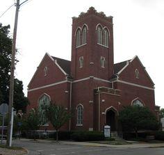 St John's United Church of Christ, formerly St John's Reformed Church, Germantown, OH