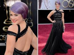 Oscar Awards 2013 Hairstyles