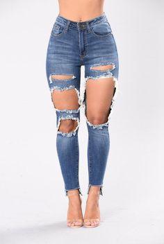 We Got All Night Jeans - Medium