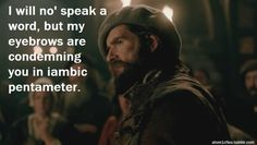 This makes my heart HAPPY!  //Murtagh APPRECIATION, chock full of delightful memes.