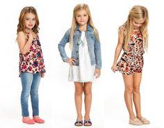 Moda by Nucleo nenas primavera verano 2016