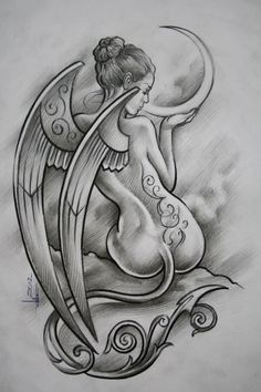 Our goal is to keep old friends, ex-classmates, neighbors and colleagues in touch. Badass Drawings, Cool Art Drawings, Art Drawings Sketches, Tattoo Sketches, Chicano Art Tattoos, Body Art Tattoos, Half Sleeve Tattoos Drawings, Skull Girl Tattoo, Angel Drawing