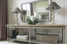 Sims Hilditch - Oxfordshire Barn Entrance Hall. My favourite designer.