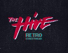 "Check out new work on my @Behance portfolio: ""TheHive Retro StreetWear HD"" http://on.be.net/1ONdZ3R"