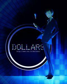 Dollars | Ryugamine Mikado | Durarara!!
