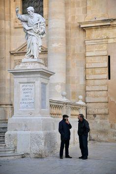 ~ Piazza del Duomo, Ortigia Island, Sicily
