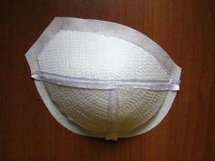 МК Анастасии Ситовой по изготовлению выстроченных чашек