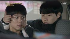 Episode Junghwan covering Taek's ears so he won't have to listen to Bora's profanity He must be protected at all cost Kim Joo Hyuk, Dramas, Sung Dong Il, Ryu Joon Yeol, Go Kyung Pyo, Korean Drama Quotes, Gumiho, Kim Sang, Korean Entertainment