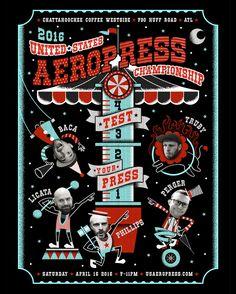 USA Aeropress champs 2016
