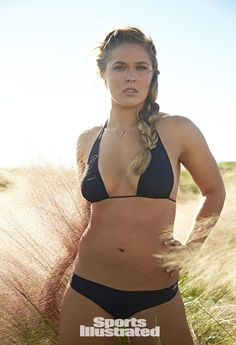 Ronda Rousey Sports Illustrated
