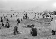 Bradford Beach 1920's