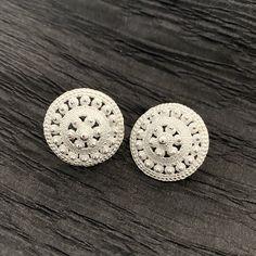 Blanc • The Jing Stud Earrings