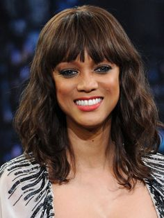 Tyra Banks Hairstyles | Mar 19, 2011 | Daily Makeover