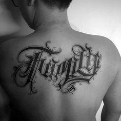 100 Family Tattoos For Men