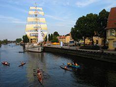Klaipeda, Lithuania...my study abroad home.