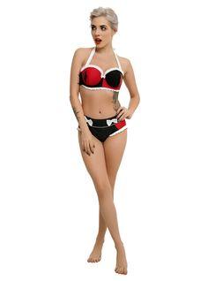 Harley Quinn swimsuit