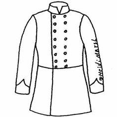 Heidi MarshUC-2-CEFConfederate Enlisted Frock Coat