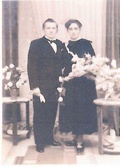 Mariage 1930. Pays de Lorient